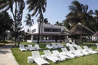 Accommodation At The North Coast Beach Hotel